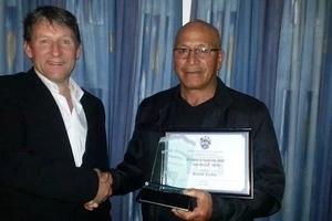New Zealand Hardworker Finally Won... Good Bugger Award (Photo)