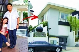 Ogie Alcasid & Regine Velasquez's modern home in Quezon City is just jaw-dropping! Every room of their house will amaze you!
