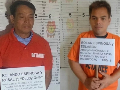 Titirahin din nila ako! Alleged drug lord Kerwin Espinosa fears the same fate as his father