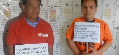Titirahin din nila ako! Alleged drug lord Kerwin Espinosa fears the same fate as his father