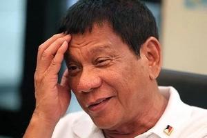 Do Filipinos trust Duterte as their president?