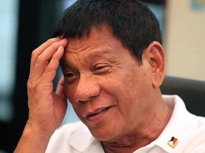 Comedian pala siya! Duterte says hearing God telling him to stop cussing was a joke