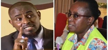 Abduba Dida amtetea Dk Kamau na kusema anaunga mkono 'ukeketaji'