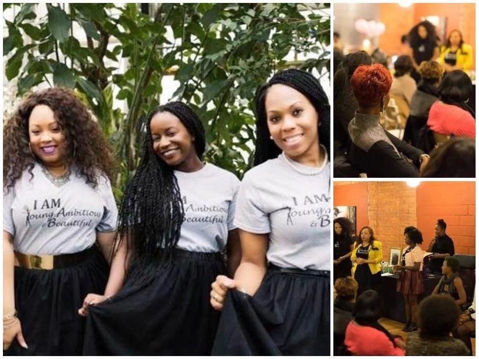 Meet young, ambitious and beautiful black women who out to help other women thrive in business (photos)
