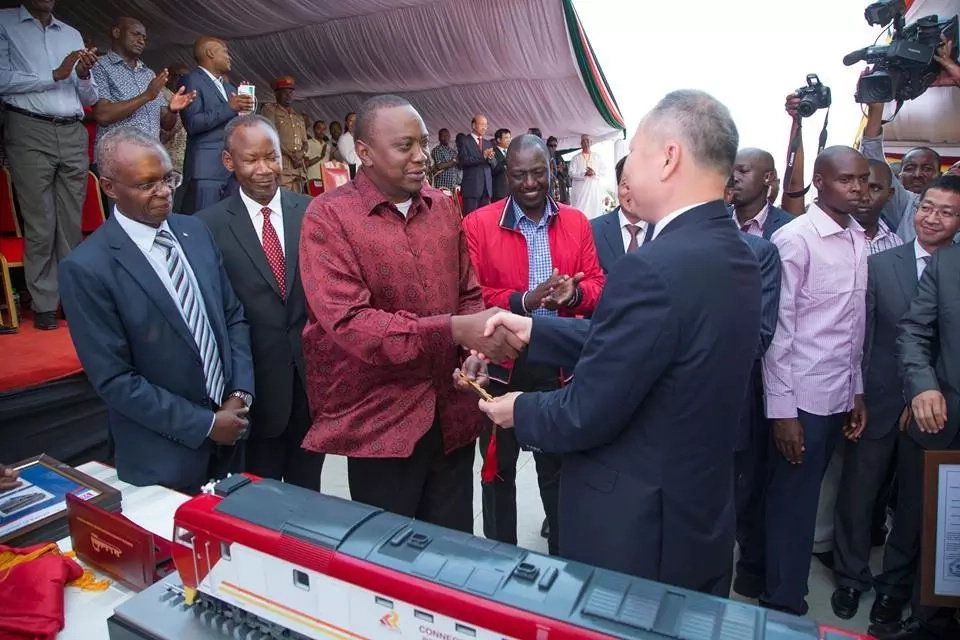 Uhuru's 3 GRAND promises to bus company owners following their SGR complaints