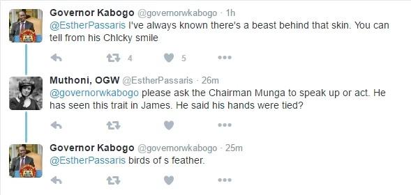 RASMI: Waititu akabidhiwa cheti huku AKIMWANGUSHA Kabogo kwa KISHINDO