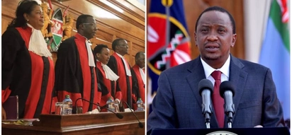 Uhuru Kenyatta promises to be president of all Kenyans after Supreme Court upheld his victory