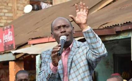I'm ready to be Ruto's running mate in 2022-Kabogo