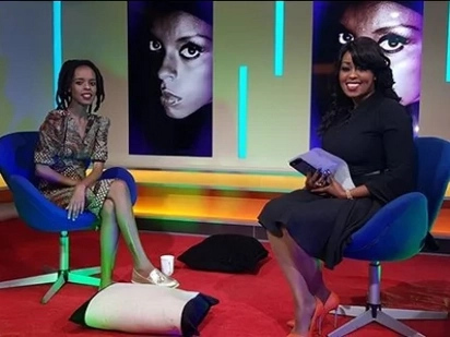 Kenyan celebrities turn up in large numbers to support popular ailing NTV presenter