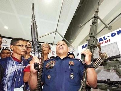Appreciative ASEAN police chiefs praise vigilant Bato's deadly war against drugs
