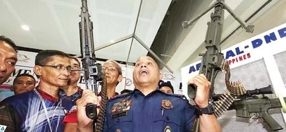 Appreciative ASEAN police chiefs praise vigilant Bato's deadly war against drugs