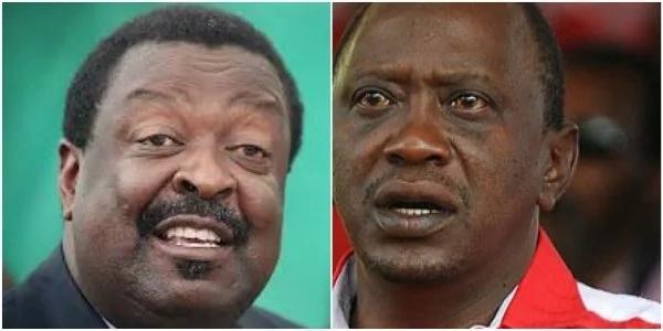 Uhuru and his Jubilee team are suffering from acute legitimacy deficit- Mudavadi