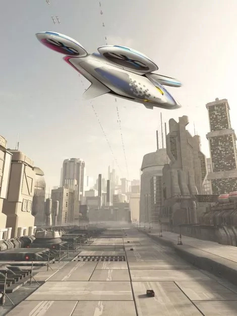 Airbus might provide us with flying cars in the near future!
