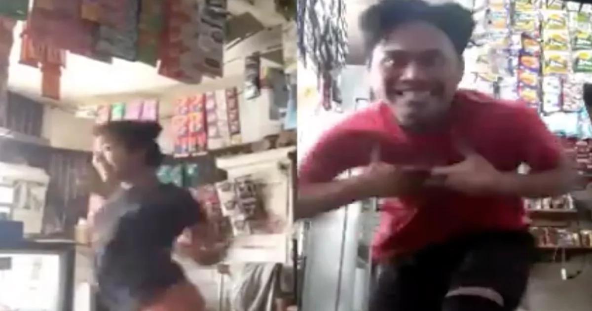 Dancing Tindera dances alongside Mr. Tindero in new viral video