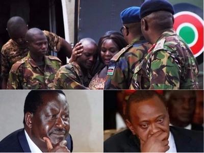 Raila atoa onyo kali kwa Waziri wa Ulinzi