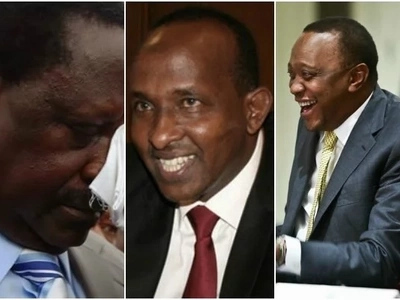 Uhuru will beat Raila with margin of 70% votes-Aden Duale