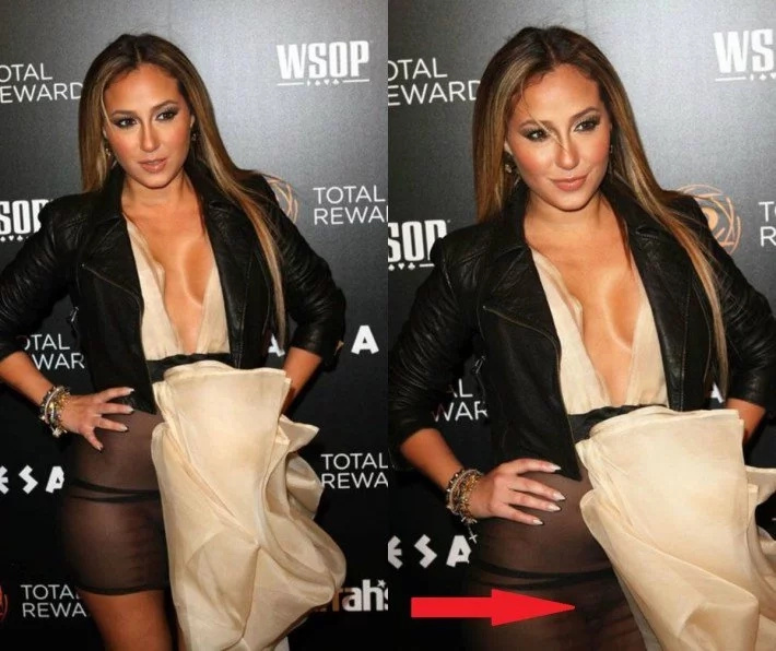 6 famous hotties that just hate wearing underwear and bras!