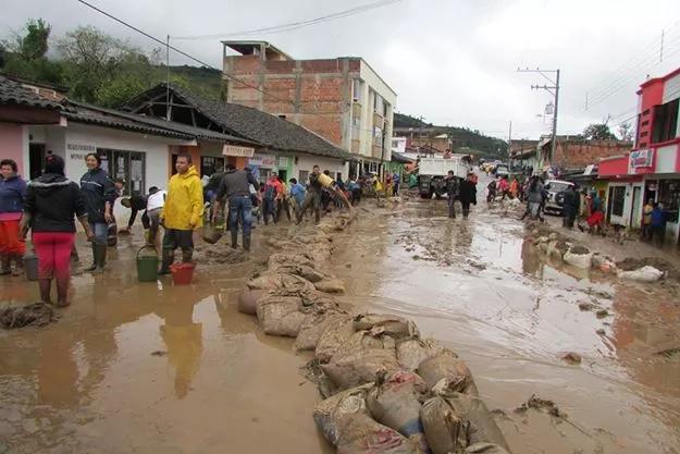 Alerta Roja en Putumayo por ola invernal