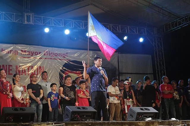 Duterte to drug addicts: If you don't stop, I will surely kill you