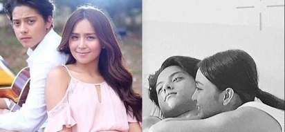 This sweet off-camera moment of Daniel Padilla and Kathryn Bernardo will make your hearts melt
