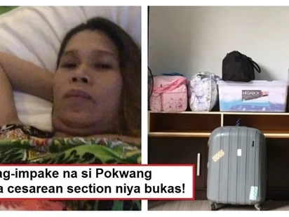Handa nang manganak! Pokwang reveals that she will give birth tomorrow through C-section
