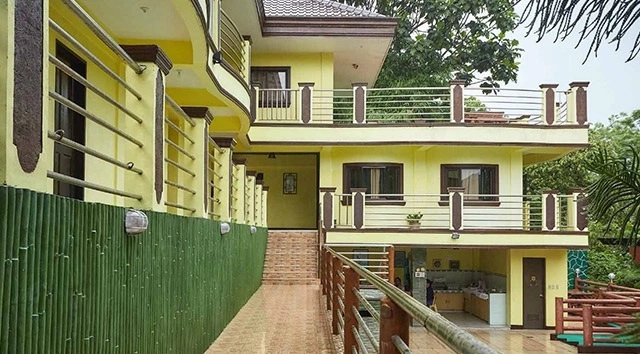 Ruru Madrid has an enormous and extravagant house in Antipolo