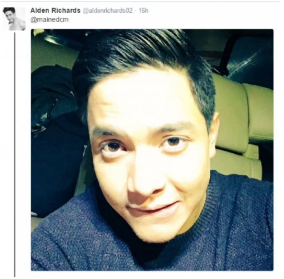 Maine to Alden: stop biting your lip
