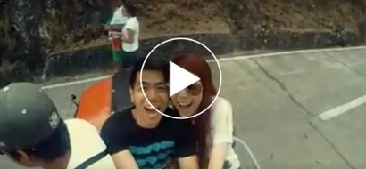 VIDEO: This couple was separated for 7 years; What they did on their reunion will amaze you!