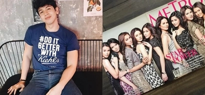 BJ Pascual recreates 2010 Metro Mag cover and reveals shocking secrets during its shoot