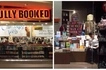 Solo na niya! Lady guard at a bookstore gains positive reactions from netizens for sitting down and reading a book after closing time