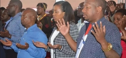 Sonko's prayer on why God will protect his August 8 gubernatorial victory from a petition goes viral
