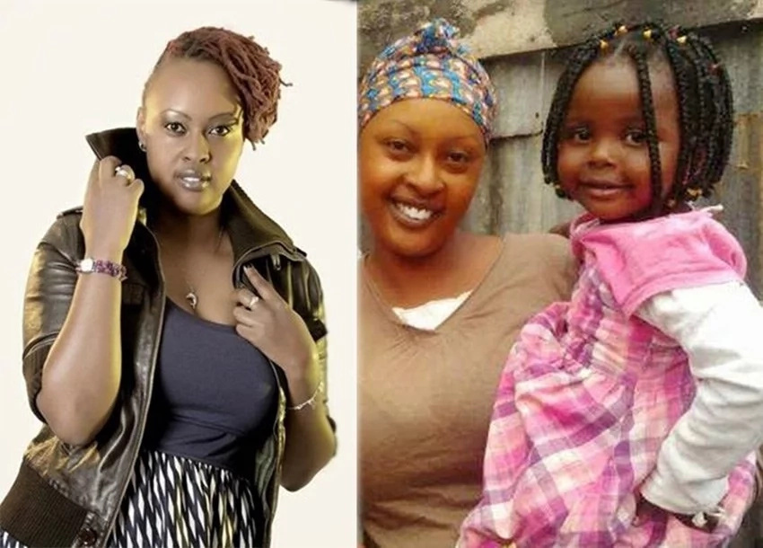 Machachari's Mama Baha like you've never seen her before (Photos)