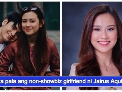 Netizens, kinilig sa sweet na mensahe ni Jairus Aquino sa girlfriend niyang nagtapos ng high school