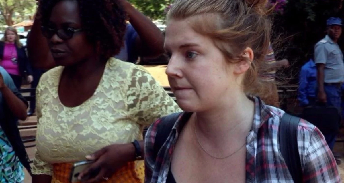 US journalist arrested in Zimbabwe for allegedly tweeting about the president