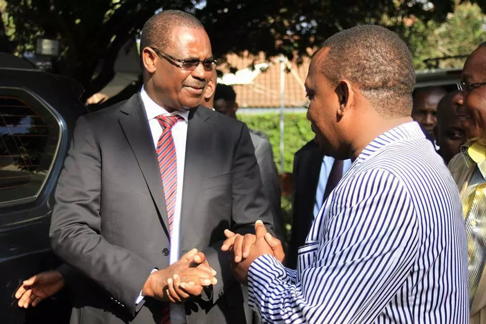 Governor Evans Kidero's wealth is startling