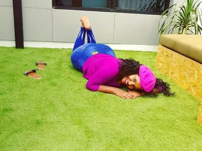 Sassy female DJ and single mum, Pierra Makena finds new man