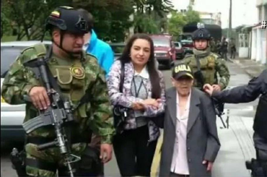Rescatan a abuela secuestrada por inquilinos