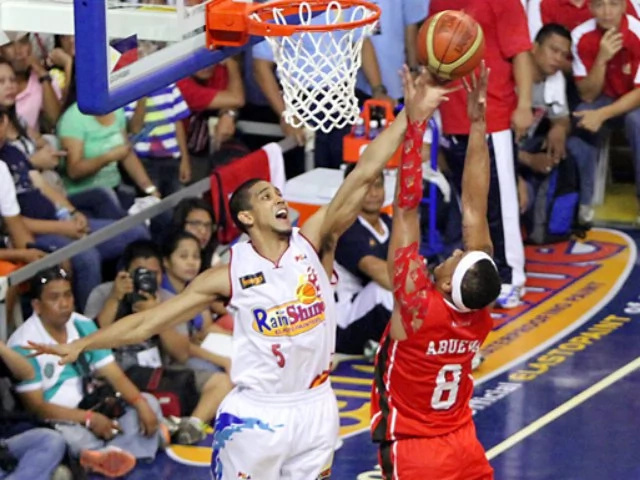 Rain or Shine clamps down Alaska to take Game 1 of PBA Finals
