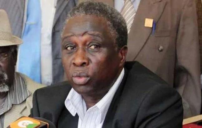 Kikuyu elders condemn members for asking Uhuru for cabinet jobs