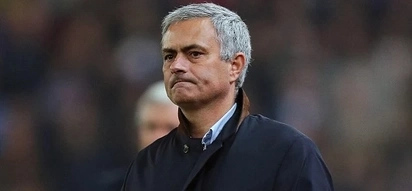 Jose Mourinho names the only player that will leave Manchester United this month
