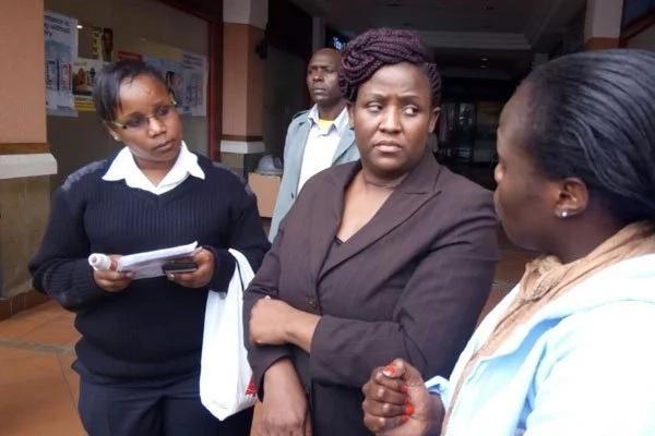 Nakuru Resident Magistrate Eunice Kelly