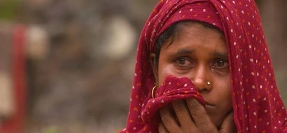 """""""I couldn't runaway or bring my life to an end"""". Indian brides shared tearful experience after being auctioned and hurt by their husband"""