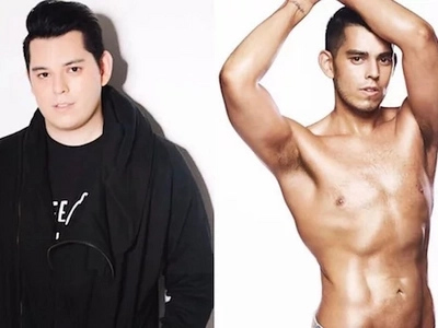 Boom! Raymond Gutierrez's newest physique will get you up and going to the gym