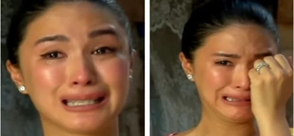 Hindi niya kinaya! Heart Evangelista cries hard after experiencing a life of poverty for one day. Watch the emotional video here!