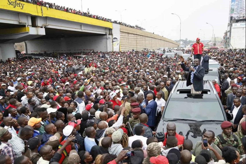 The Supreme Court has permanently shamed Kenya -DP Ruto now says
