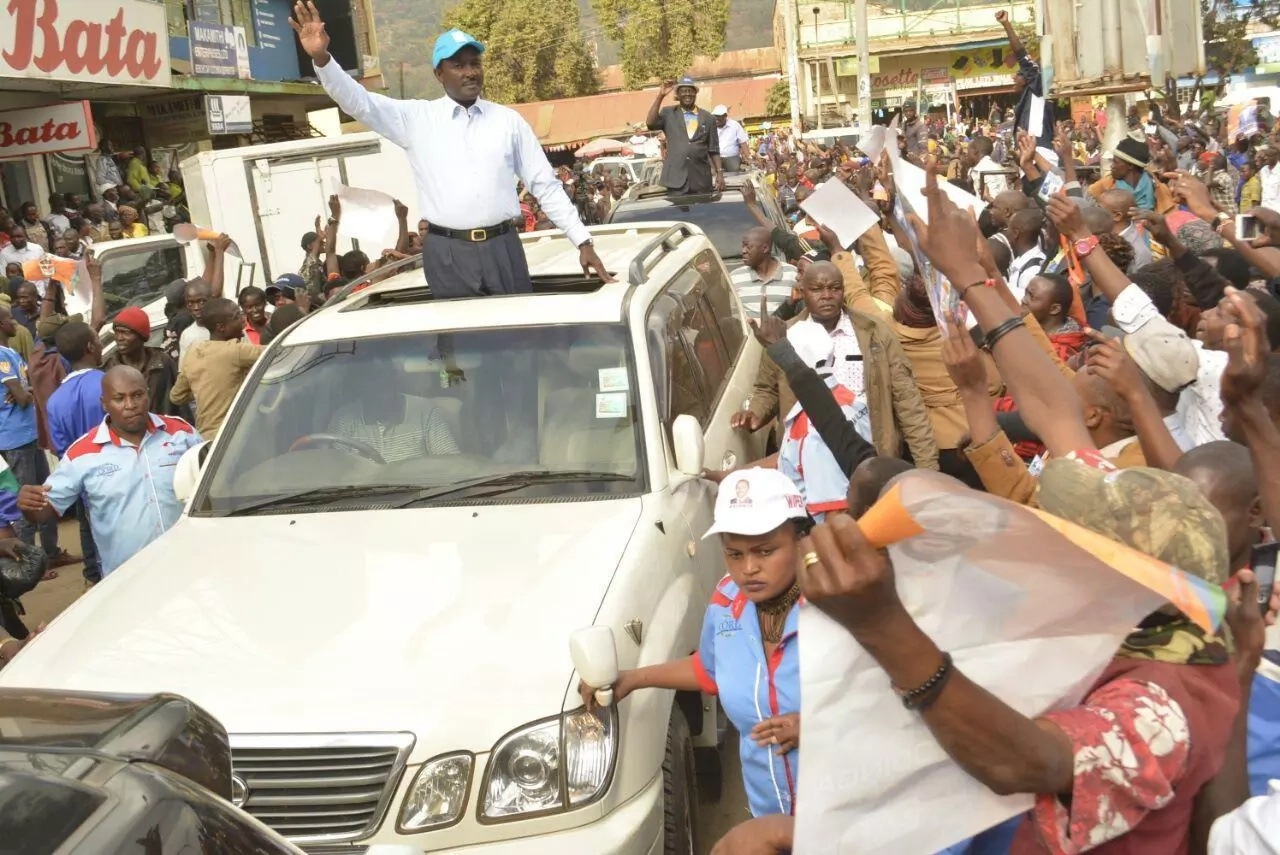MPs plead with Kalonzo to quit NASA and team up with DP Ruto