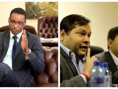 Duduzane Zuma unleashes Twitter-storm to lash out at his detractors