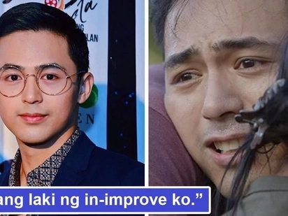 Nilaglag na naman si GMA? Enzo Pineda walang atubiling sinabi na sobrang laki daw ng in-improve niya nang lumipat sa ABS-CBN