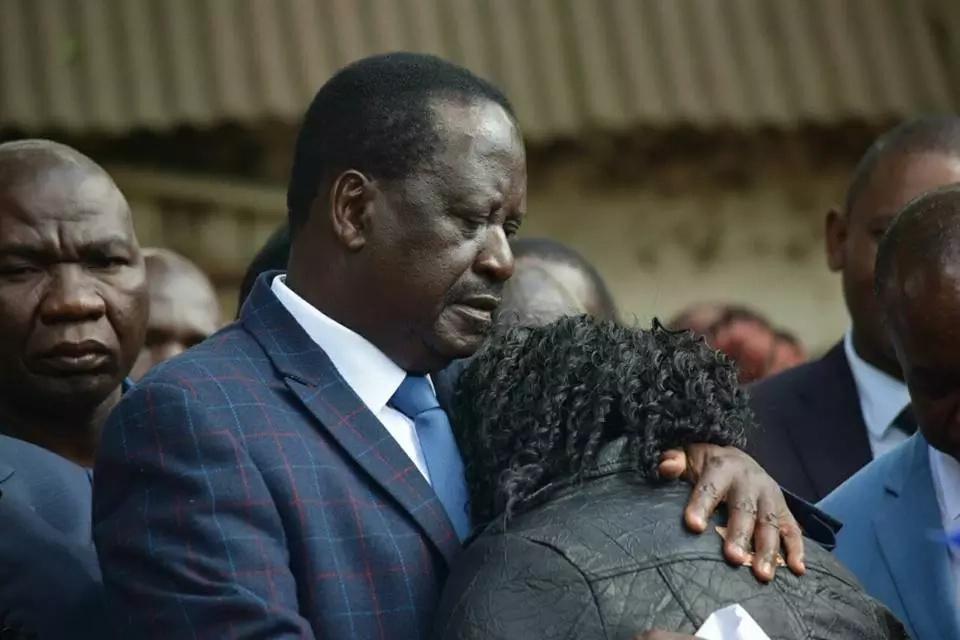 Raila anafaa kungoja urais wa haki na kuacha kukimbiza kivuli - mwanasiasa mkongwe