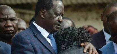 Raila tells off the US over call to drop his swearing-in and accuses international community of ignoring Kenyans